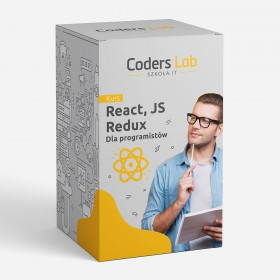 JS, React, Redux dla...
